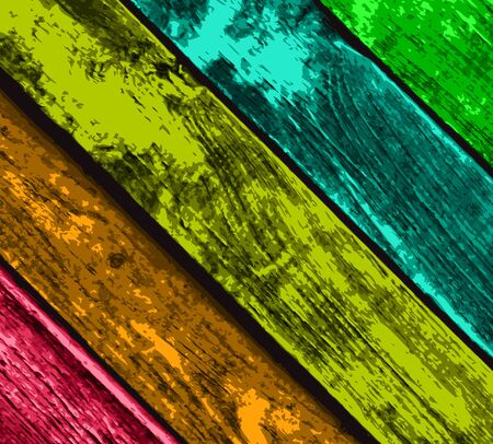 floorboard: colorful wooden planks background