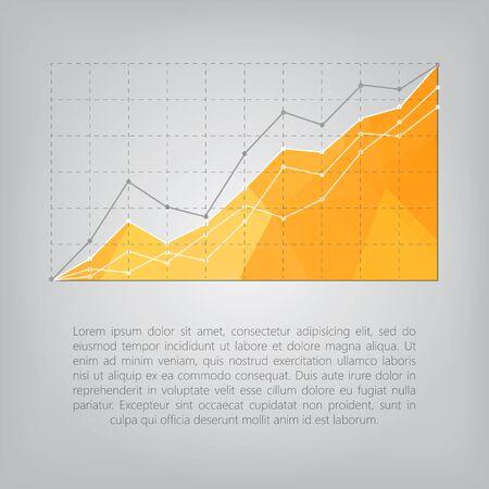 estadisticas: estad�sticas de las empresas gr�fico que muestra varios gr�ficos de visualizaci�n