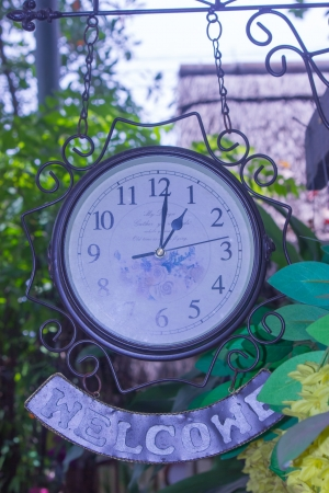 indispensable: The time clock is indispensable