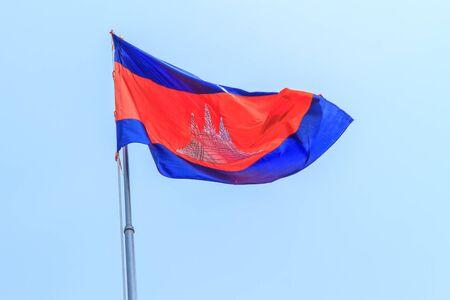 cambodia: Cambodia flag