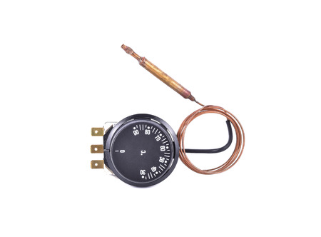thermostat kit isolate on white background