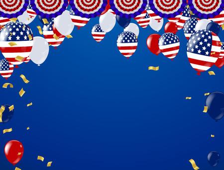 Plantilla de banner de publicidad de promoción de venta del día del trabajo. Fondo de pantalla del día del trabajo americano.