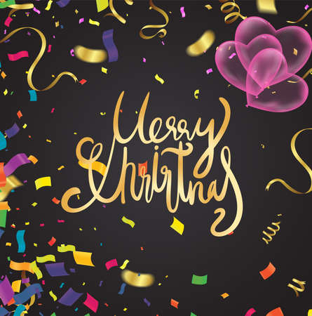 Happy Birthday typography vector design for greeting cards