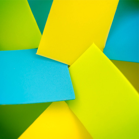 ersatz: Plastic colorful colorful for background. Stock Photo