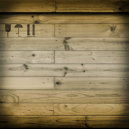 boxed: Wooden texture background