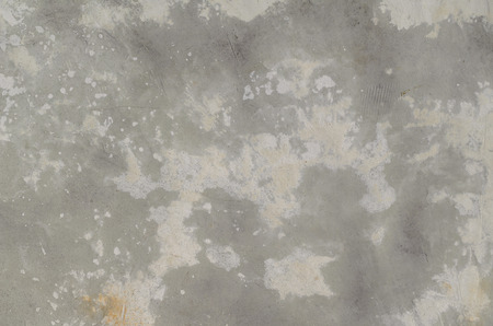 polished: texture of the gray polished concrete wall with scratches for background