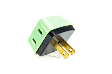 ac: socket (Electrical outlet) Stock Photo