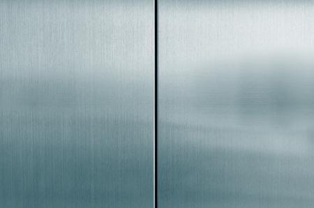 aluminium wallpaper: Stainless steel texture