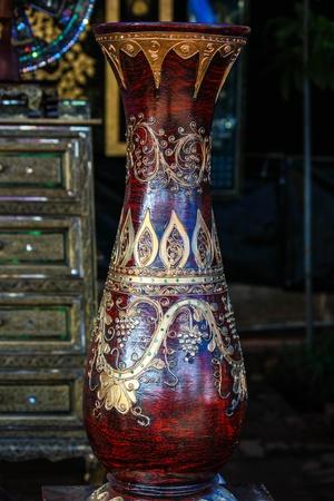 Bel vaso per decorare il vostro salotto