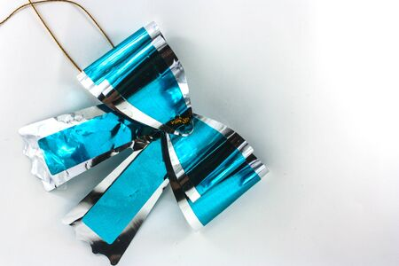 just a ribbon, to wrap around every present you like