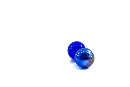 mict: a simple glass sphere Stock Photo