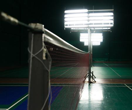 Badminton court Badminton tournament Net light