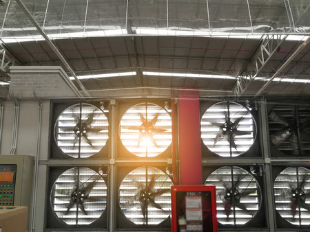 Industrial Fan Factory a ventilation and heating