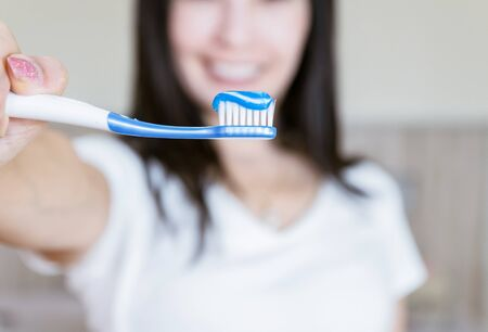 Toothpaste and toothpaste Dental care for women