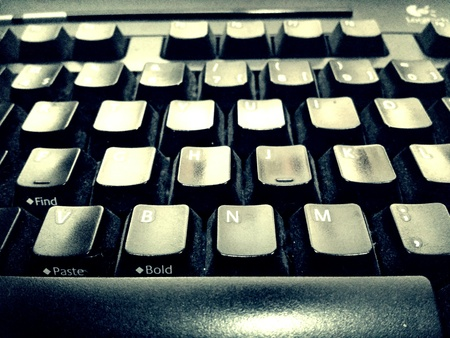 close: Close up keyboard.