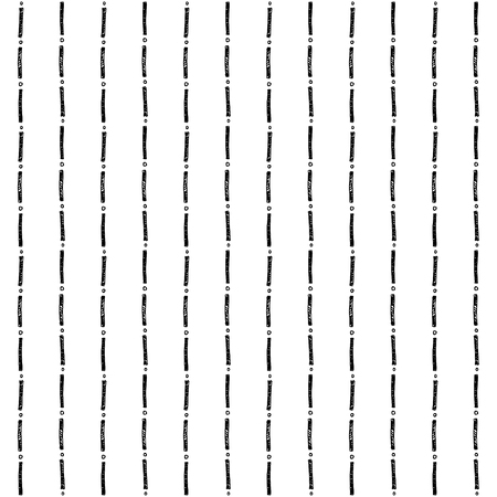Tribal art boho seamless pattern.