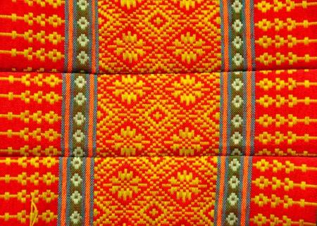 weave: Thai fabric