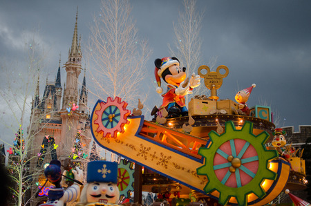 wallpaper background: Tokyo Disneyland