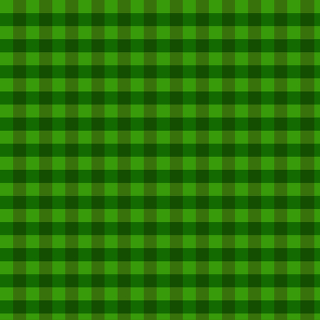 St. Patricks day background. Collection of design elements isolated on green background. vector