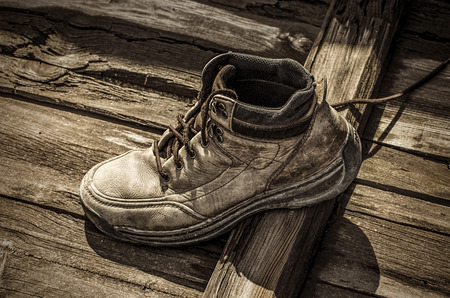 old boots photo
