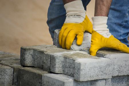 trabajando duro: Construcci�n de carreteras
