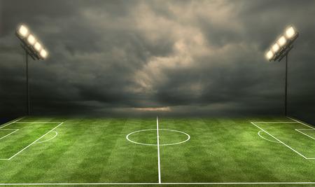 スタジアム サッカー