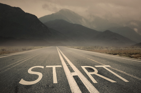 new beginning: Start Your Life