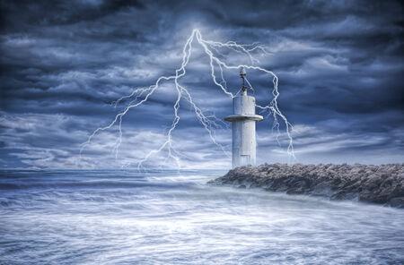 devastating: lighthouse