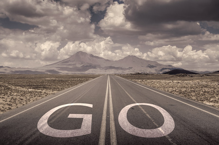 innovation word: go on the road