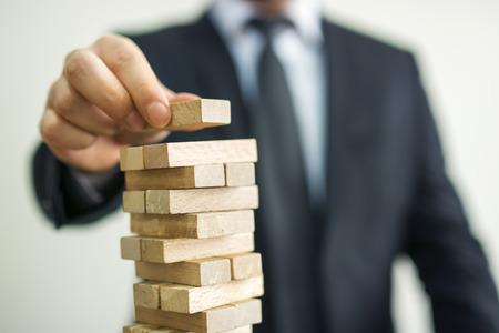 Business und Karriere-Konzept