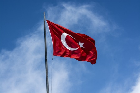 turkish ethnicity: Turkish Flag