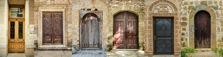 Entrance doors photo