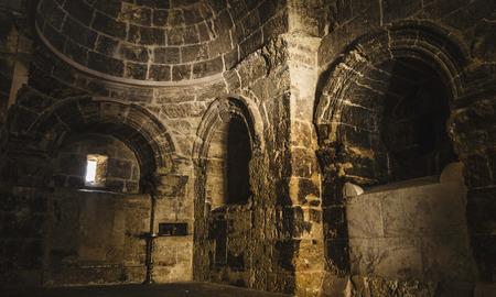 Old Monastery in Turkey,mardin