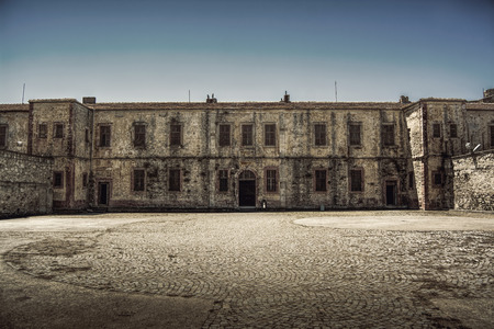haunted: Old Historical Building