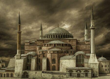 constantinople: Hagia,sophia,istanbul