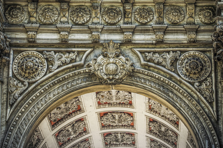 mehmed: Gate of Dolmabahce Palace,Istanbul. Editorial