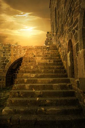 upstairs: Ancient Upstairs and Sundown