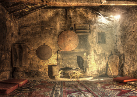 Mysterious Room,Turkey