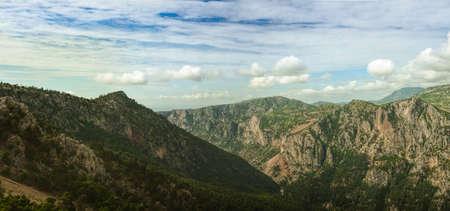 mountaintop: Toros Mountains, Mount Demirkazik, Nigde, Turkey. Stock Photo