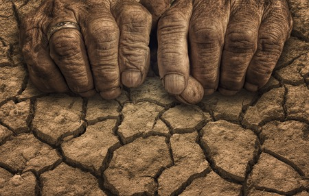 meditation help: Old Hands on the Floor