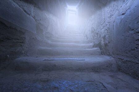 stairway: Dark Upstairs