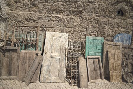 old doors: Set of 24 old doors and gates from Spain
