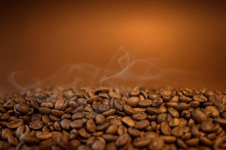 coffee beans: Hot Cà phê nền