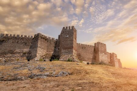 citadel: Citadel in Selcuk, Turkey Stock Photo