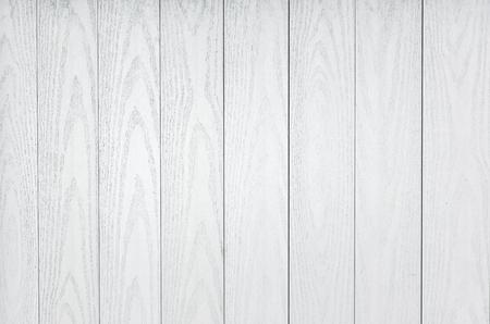 white wood plank texture background Standard-Bild
