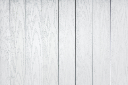 white wood plank texture background Stock Photo