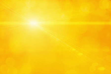 Abstract light background. Sun burst Stock Photo