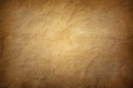 Brown paper. Vintage paper background