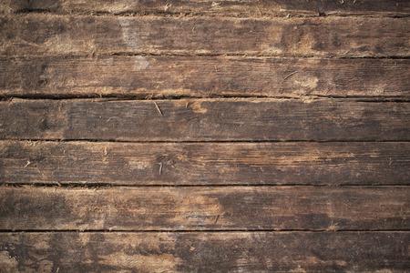 ウッド テクスチャ。背景古いパネル。