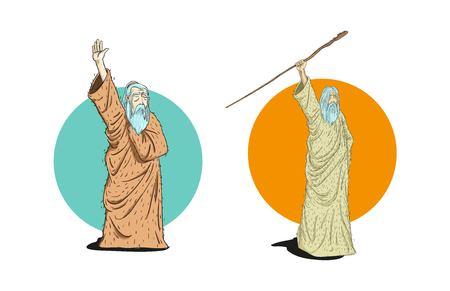 wiseman or hermit